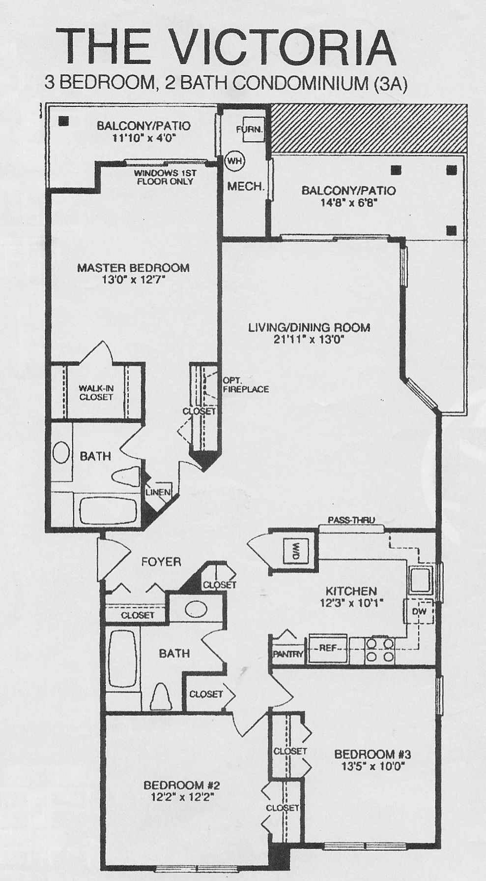 lakeshore condominium floor plans - lakeshore condominium
